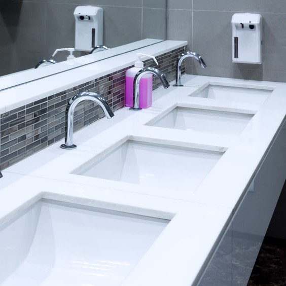 commercial plumbing sinks