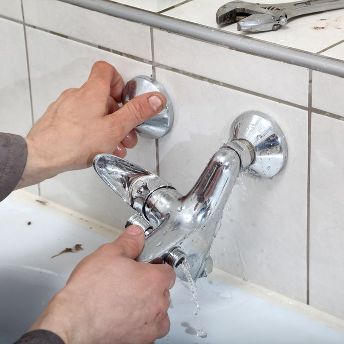 faucet repair and replacement