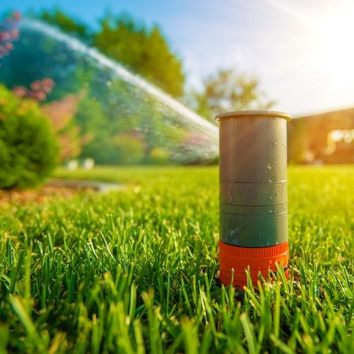 Sprinklers Can Waste Water and Increase Sewer Service Bills